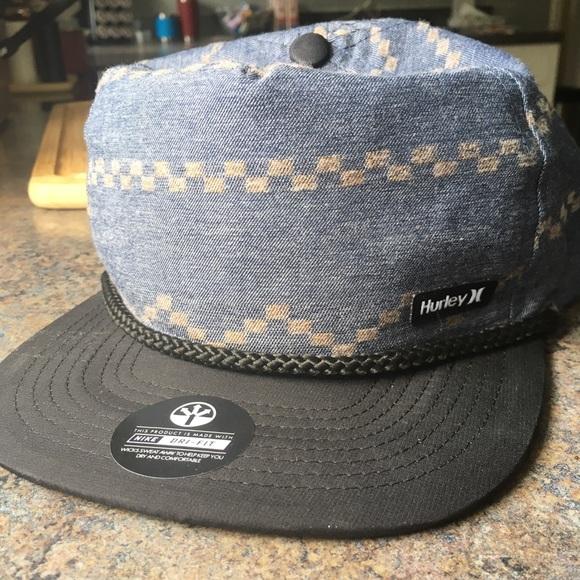7a2fe95d7284f Hurley Nike Dri Fit SnapBack Adjustable Men s Hat